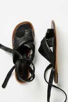 Anthropologie限定 Coralie Ankle-Tie Sandals