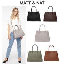 【MATT & NAT】☆ベーガン素材☆  KRISTASM Small Satchel