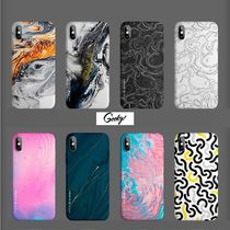 【GEEKY】Abstract Case 全8種 iPhone,Galaxy