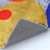 日本未入荷・送料無料 Terrazzo galaxy blue night yellow gold