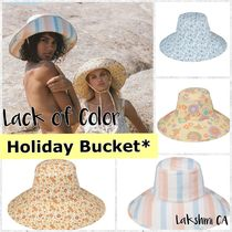 送料関税込* lack of color *Holiday Bucket 国内発送★