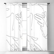 日本未入荷・送料無料 Sensual Erotic Blackout Curtain
