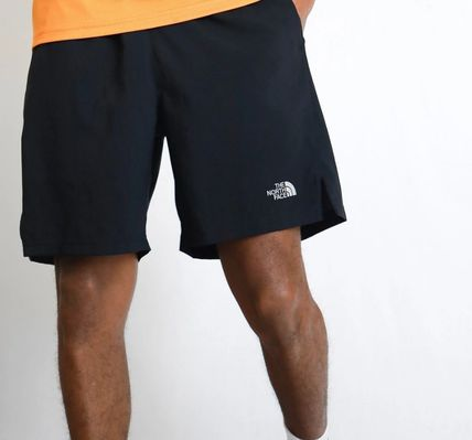 THE NORTH FACE セットアップ THE NORTH FACE*ロゴTシャツ&短パン 上下セット/関税送料込(15)