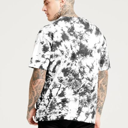 GOOD FOR NOTHING セットアップ GOOD FOR NOTHING 半袖 セットアップ 上下 Tie Dye Black(4)