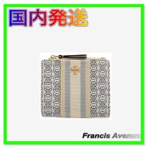 国内発送 TORY BURCH Mini Gemini Link ミニ財布 New Ivory