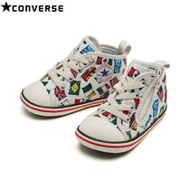 ☆CONVERSE☆ベビー BABY ALL STAR N NATIONSFLAG Z WHITE!