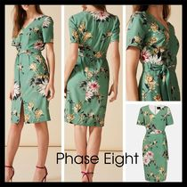 【Phase Eight】UK発! Deborah Floral Dress エレガント Green