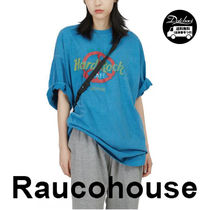 Raucohouse MIAMI HARD ROCK DYEING 1/2 T JH226/追跡付