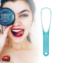 CARBON COCO☆舌クリーナー☆Specially Designed Tongue Cleaner