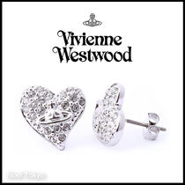 ///Sale/// Vivienne Westwood*TINY DIAMANTE ハートピアス