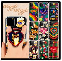 ★Wiggle Wiggle★ハートスマートトック+クリア ケース セット★