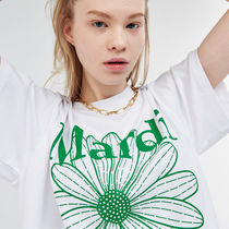 韓国人気☆THE FLOWER MARDI SHORT SLEEVE/mardi mercredi