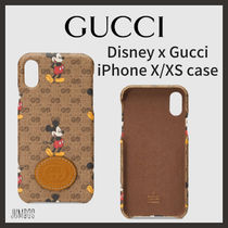 【GUCCI】DISNEY (ディズニー) x GUCCI iPhone X / XS ケース