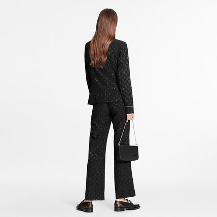 Louis Vuitton ルームウェア・パジャマ 【直営店買付】 LV 20SS 新作 モノグラムパジャマ(8)