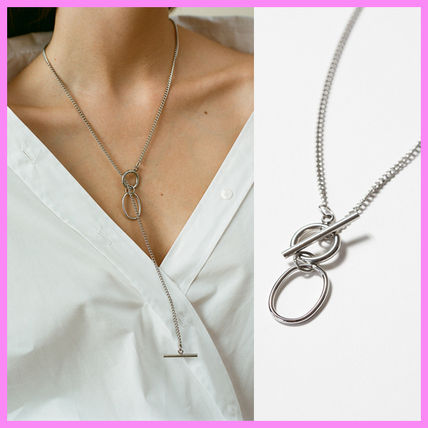 【A BIT MOR】Oval Necklace〜ネックレス★プールや海で着用可