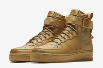 NIKE WMNS SF Air Force 1 Mid Elemental Gold AA3966-700