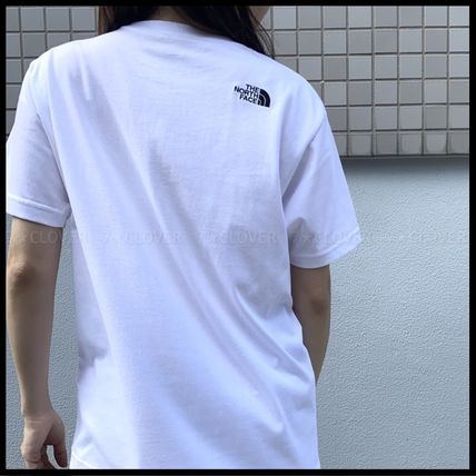 THE NORTH FACE Tシャツ・カットソー 国内発送・正規品★THE NORTH FACE★MEN'S LOGO EMBROIDERED TEE(8)