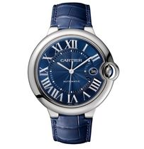 破格値 Cartier(カルティエ) Ballon Bleu 42mm Mens Watch