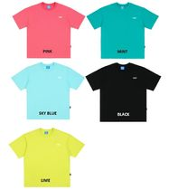 ★BLOND9★SMALL BLOND9  WHITE LOGO T-SHIRTS/5カラー