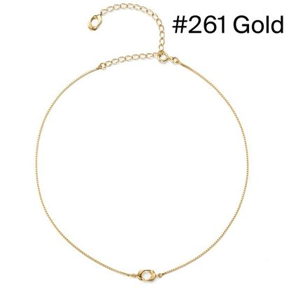 Numbering ネックレス・ペンダント 正規品NUMBERING★Tiny Chain Unit Choker チョーカー/安心追跡(8)