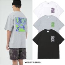 【YESEYESEE】20ss Y.E.S path T-シャツ 3色