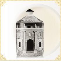 FORNASETTI(フォルナセッティ) 帽子・その他 関税込み 送料無料セール中Casa Con Colonne scented candle,