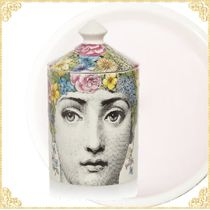 FORNASETTI(フォルナセッティ) 帽子・その他 関税込み 送料無料セール中Flora White Rose, Jasmine and