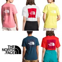 新作【THE NORTH FACE】WOMEN'S SHORT SLEEVE BOX TEE Tシャツ