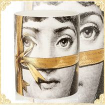 FORNASETTI(フォルナセッティ) 帽子・その他 関税込み 送料無料セール中Regalo Gold Scented Candle, 900g