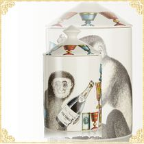 FORNASETTI(フォルナセッティ) 帽子・その他 関税込み 送料無料セール中Scimmie Thyme, Lavender and