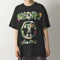 MOSCHINO COUTURE! カットソー A0702 0440 半袖 Tシャツ