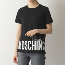 MOSCHINO COUTURE! カットソー 0703 0540 半袖 Tシャツ