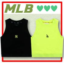 ☆韓国の人気☆MLB KOREA☆CROP TANK TOP☆2色☆