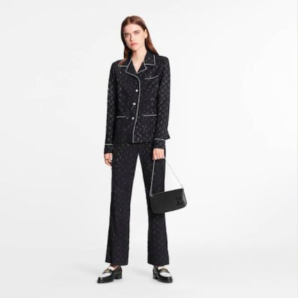 Louis Vuitton ルームウェア・パジャマ ★新作★LOUIS VUITTON モノグラムパジャマトップ 20AW(3)