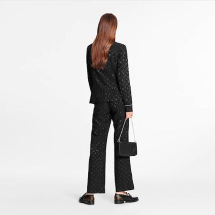 Louis Vuitton ルームウェア・パジャマ ★新作★LOUIS VUITTON モノグラムパジャマトップ 20AW(8)