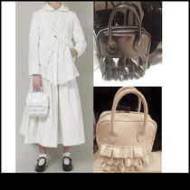 COMME des GARCONS(コムデギャルソン) ハンドバッグ Comme Des Garcons GIRL*コムデギャルソン ガール フリル バッグ