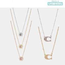 COACH♥PAVE SIGNATURE NECKLACE ネックレス 91433 54514