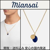 MIANSAI☆Heritage Necklace Gold コインネックレス【RH取扱】