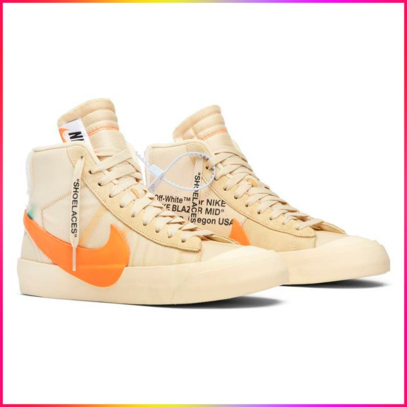 2018 Nike Blazer Mid Off-White All Hallow's Eve (Nike/スニーカー) AA3832-700