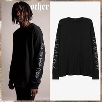 Other UK(アザーユーケー) Tシャツ・カットソー 国内発送☆OTHER UK☆THE WILD ONESロングTシャツ☆送料関税込み