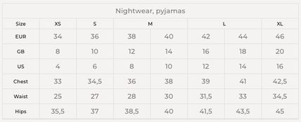 RESERVED ルームウェア・パジャマ 【RESERVED(リザーブド)】Viscose rich pyjama set with shorts(7)