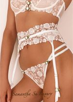 【FOR LOVE & LEMONS】Sweetheart Lace Garter ガーターベルト♪