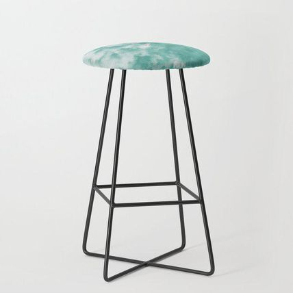 Society6 椅子・チェア 日本未入荷・送料無料 Surfing in the Ocean Bar Stool(2)