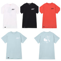 ★STRETCHE ANGELS★Minnie-Mouse long T-Shirts/4色