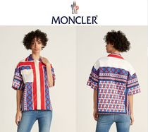 [関税・送料込] MONCLER☆Printed Pocket Shirt