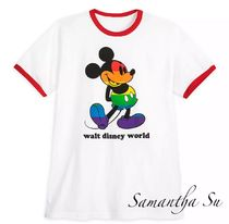 最新商品♪Rainbow Disney Collection♪Unisex♪WDW Tシャツ♪
