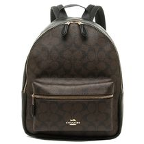 即発★COACH★ Medium Charlie Backpackリュック★F32200 IMAA8