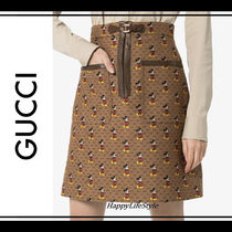 lovely♪◇DISNEY x GUCCI スカート◇GUCCI