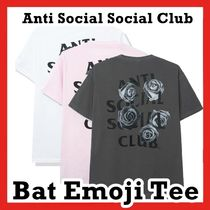 Anti Social Social Club Bat Emoji Tee SS 20 2020