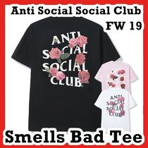 Anti Social Social Club Smells Bad Tee FW 19 2019